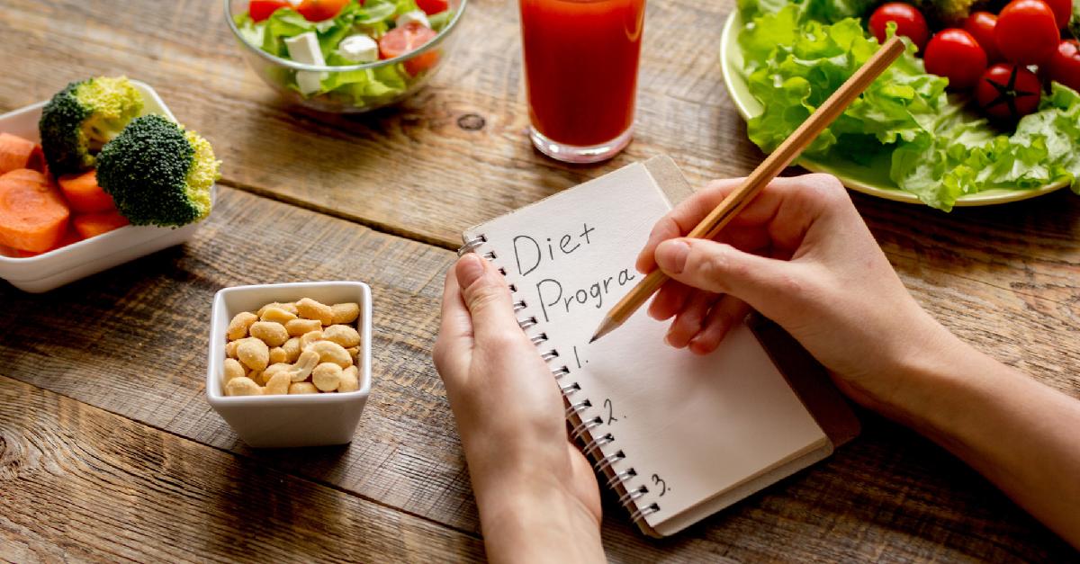 Jak dobrze ułożyć dietę?