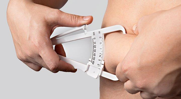 Jak ustalić poziom tkanki tłuszczowej?
