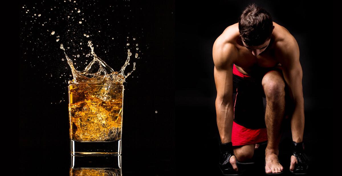 Alkohol vs dieta i trening