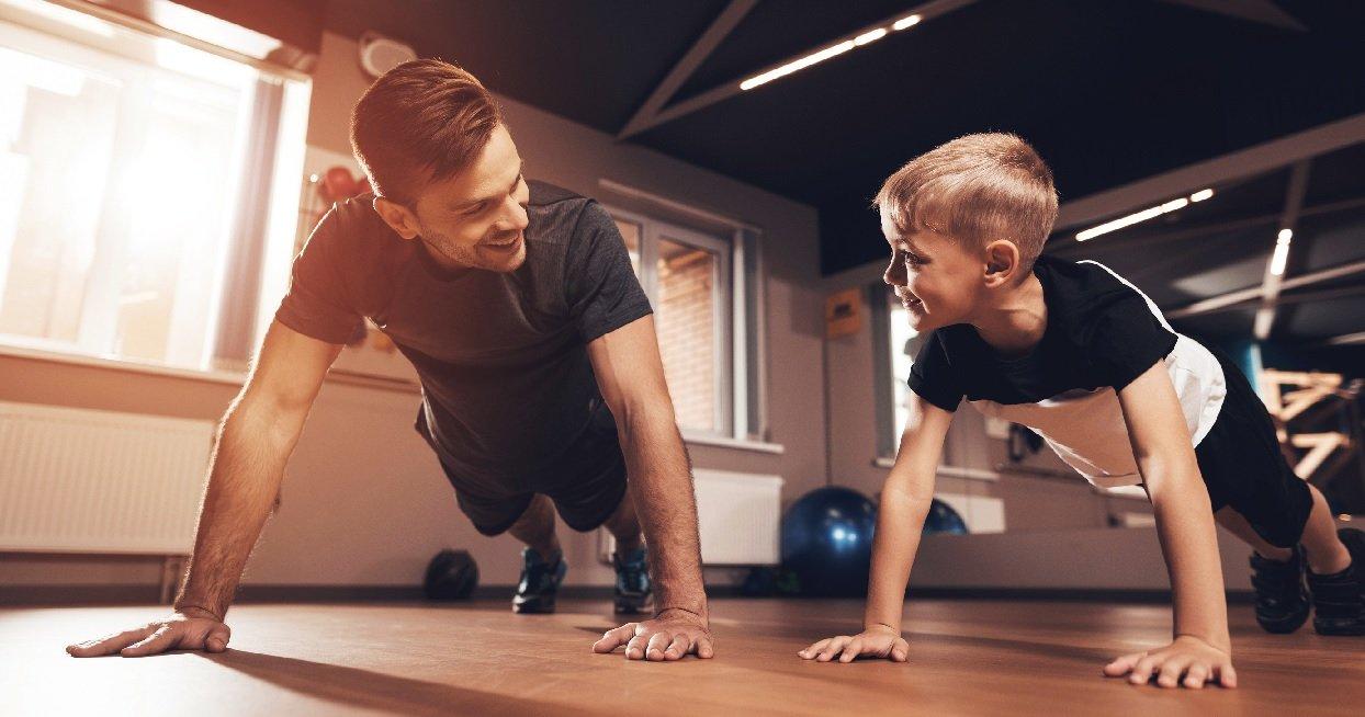 Trening dla młodych osób