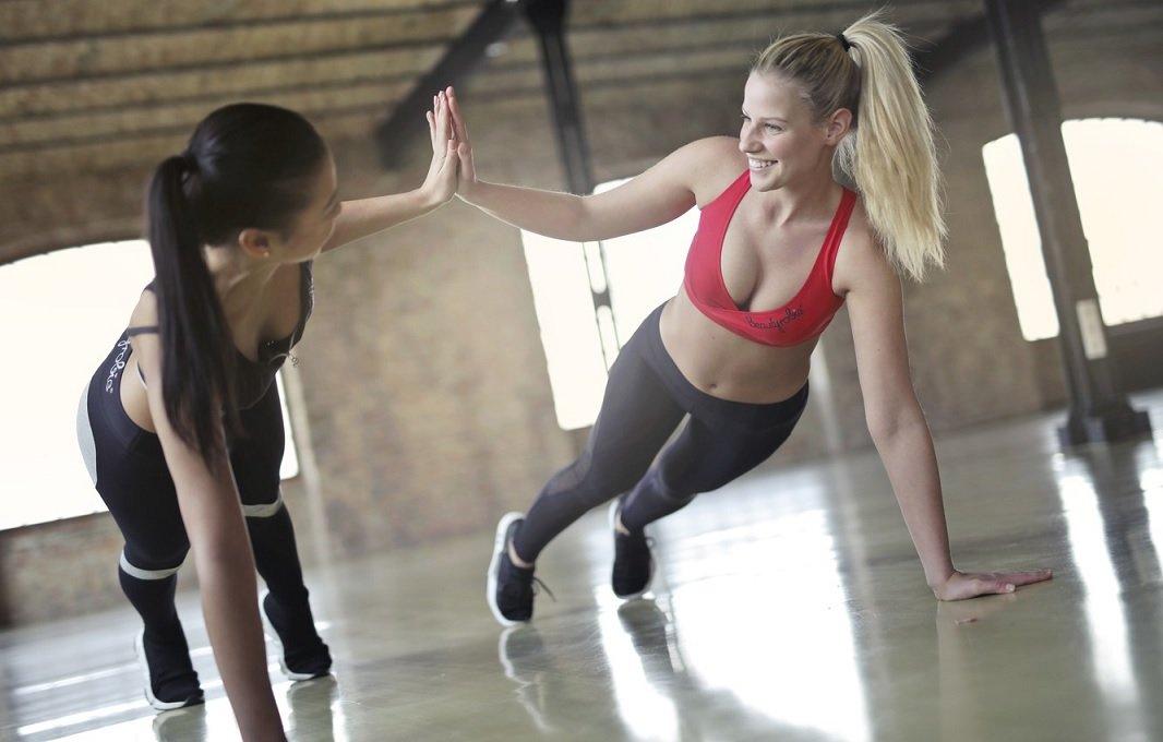 Trening siłowy poprawia samopoczucie