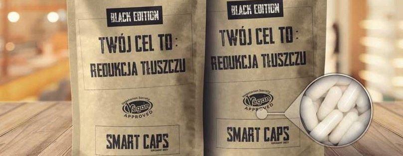 PRAWDZIWE opinie o Twój cel to Redukcja Tłuszczu Smart Caps Black Edition