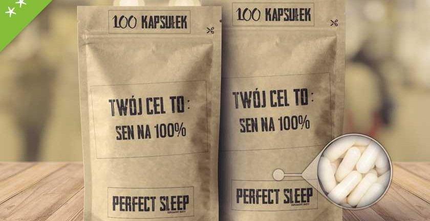 PRAWDZIWE opinie o Perfect Sleep Twój Cel To Sen na 100%